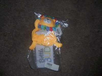 Bottle buds baby bottle cover lion new