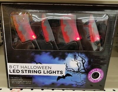 Bloody Knife EERIE LIGHT&SOUND EFFECT MUSICAL (M.Myers theme) LED LIGHT SET New!