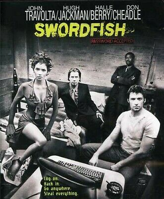 Swordfish [New HDDVD] Ac-3/Dolby Digital, Dolby, Dubbed, Subtitled, Widescreen