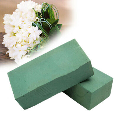 3Pcs Floral Foam Brick Fresh Flower Wedding Florist Flower Arranging Design DIY
