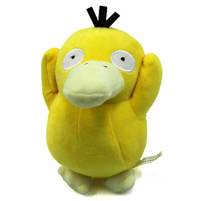 Pokemon Center Psyduck Plush Doll Figure Stuffed Animal Toy 8 Inch Xmas Gift