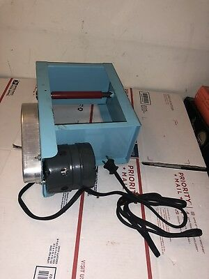 """Lortone Qt-6 Rotary Tumbler """"as Is"""" Is Sold As Is"""