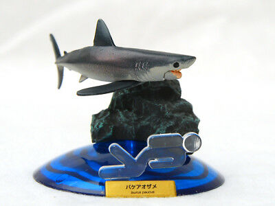 Takara Tomy ARTS Deep Sea Collection Longfin Mako shark diorama US seller New