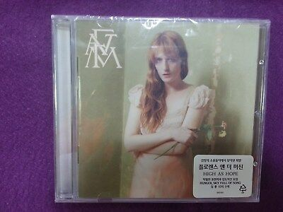 Florence + The Machine / High As Hope CD NEW SEALED
