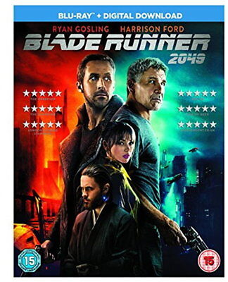 Blade Runner 2049 [2017] [New Blu-ray]