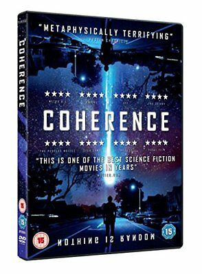Coherence [DVD] -  CD PWVG The Fast Free Shipping