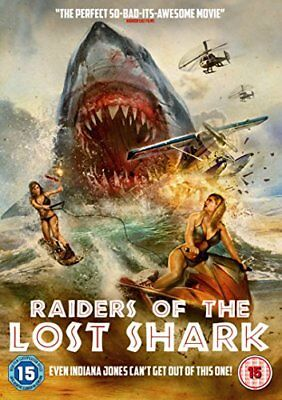 Raiders of The Lost Shark [DVD] -  CD SCVG The Fast Free Shipping