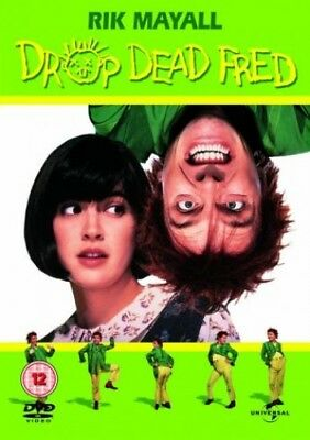 Drop Dead Fred [DVD] [1991] -  CD TKVG The Fast Free Shipping