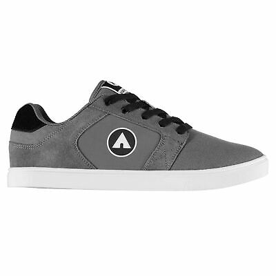 Airwalk Mens Musket Skate Shoes Lace Up Fashion Trainers Padded Ankle And Tongue