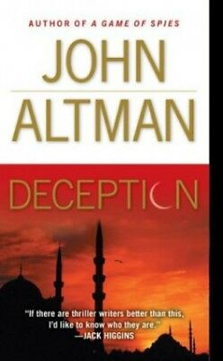 Deception by Altman, John Book The Cheap Fast Free Post