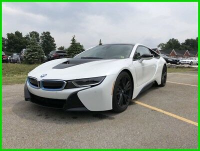 BMW i8  2016 Used Certified Turbo 1.5L I3 12V Automatic AWD Coupe Premium