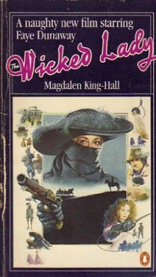 The Wicked Lady by King Hall Magdalen Book The Cheap Fast Free Post