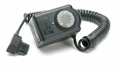 Metz SCA Adapter C60 For 45 CT-5, 60 CT2 & Nikon Cameras. Ex.