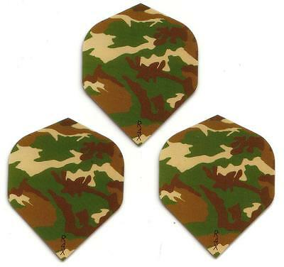"Ruthless R4X Extra Strong Dart Flights ""jungle camouflage"""
