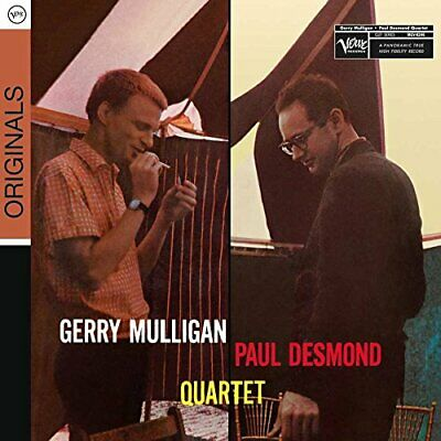 Gerry Mulligan Paul - Blues In Time (NEW CD)