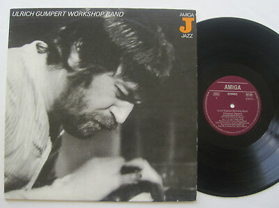 LP Ulrich Gumpert Workshop Band - mint- Günter Sommer Conrad bauer Heinz Becker