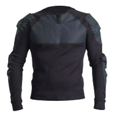 Bowtex Shirt Black  - Motorcycle Shirt - Free Shipping