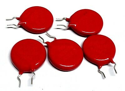 pack of 5 Littlefuse V625LC80BP 625V-AC Varistor MOV 20mm P625L80