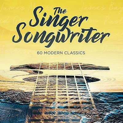 THE SINGER SONGWRITER 3 CD SET VARIOUS ARTISTS (Released 3rd August 2018)