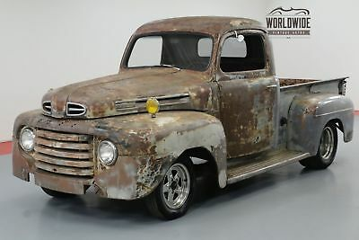 Ford F1 Rat Rod S10 Chassis. V6 Power. Auto A/c! Call 1-877-422-2940! Financing! World Wide Shipping. Consignment. Trades. Ford