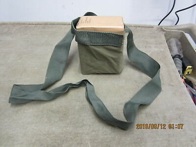 Military 7.62 MM Ammo Can .30 Cal, 100 Cartridges, M13 Carrry Bag New