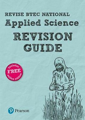 BTEC National Applied Science Revision Guide: (with free onli... by Usher, Carol