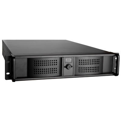 "Ultron 82708 RPS19-2535 Rack Black computer case 1x 5.25"" - 6x 3.5"" - 1 x USB"