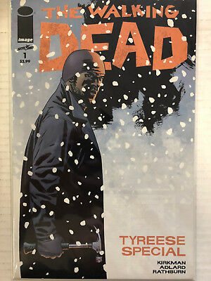 The Walking Dead Tyreese Special #1 Comic Book Image 2013