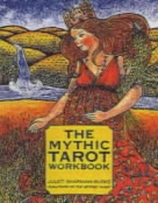 The Mythic Tarot Workbook by Sharman-Burke, Juliet Paperback Book The Cheap Fast