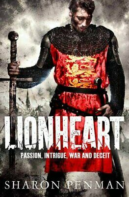 Lionheart by Penman, Sharon Book The Cheap Fast Free Post