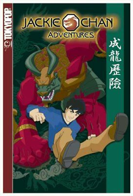 Jackie Chan Adventures Volume 2: Legend of the Zo... by CAPIZZI, DUANE Paperback