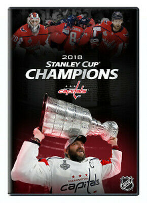 2018 Stanley Cup Champion [New DVD] Widescreen