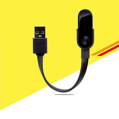 Replacement USB Charging Cable Charger Cord Fr Xiaomi Mi Band 3 Smart Watch