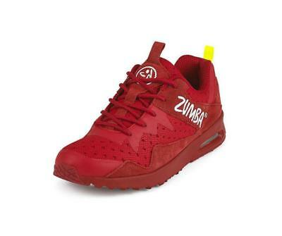 Zumba Air 2.0 Shoes - Red A1F00112