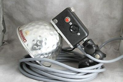 Norman LH2 Flash Head with Modeling Reflector for 200B