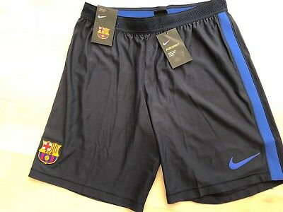 Barcelona Home Aeroswift Shorts Size Large Top Quality Flyvent Spain Brand New