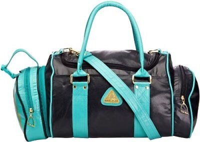 St Tropez Holdall - Navy/jade Retro St Tropez Navy/mint By Head