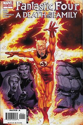 Fantastic Four A Death In The Family #1 (NM)`06 Kesel/ Weeks