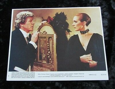 Victor Victoria lobby card # 5 - Julie Andrews