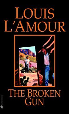 Broken Gun by L'Amour, Louis Paperback Book The Cheap Fast Free Post