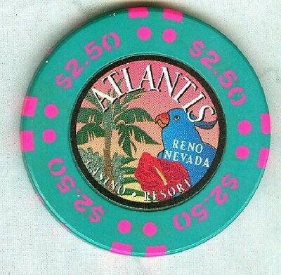 ATLANTIS CASINO (RENO) $2.50 CHIP (SU) (N7956).xls