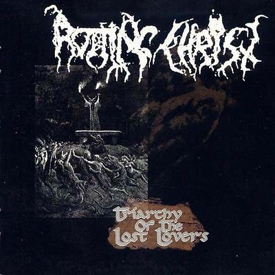 Rotting Christ - Triarchy Of The Lost Lovers ++ LP ++ NEU !!