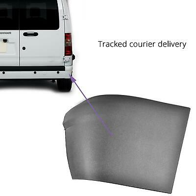 Rear Right bumper corner end caps with clips for Ford Tranit Connect 2002-2013