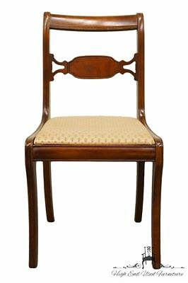 1960's Antique Vintage Federal Style Dining Side Chair 860-7