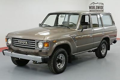 Toyota Land Cruiser Fj60. 1 Owner! 48K Original Miles! Collector Call 1-877-422-2940! Financing! World Wide Shipping. Consignment. Trades. Ford