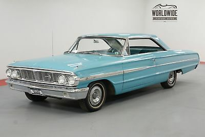 Ford Galaxie 500 #'s Matching 2 Door Hardtop One Owner Call 1-877-422-2940! Financing! World Wide Shipping. Consignment. Trades. Ford