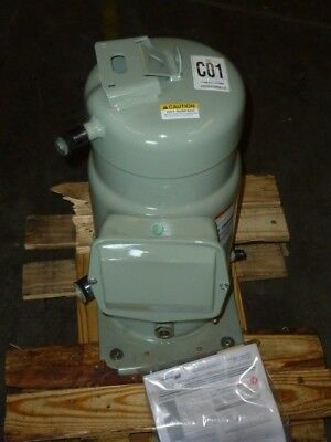 NEW Sealed Trane (CSHA093A0F00) HVAC 3-D Scroll Compressor 200V Volt - 3 Phase