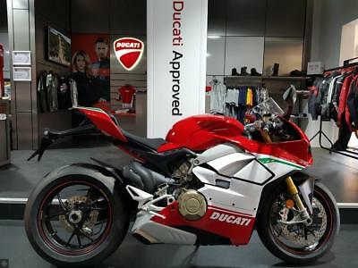 Ducati Panigale V4S Speciale Decals