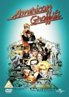 American Graffiti [DVD] [1973] -  CD P8VG The Fast Free Shipping
