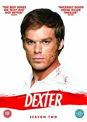 Dexter Season 2 [DVD] -  CD 1GVG The Fast Free Shipping